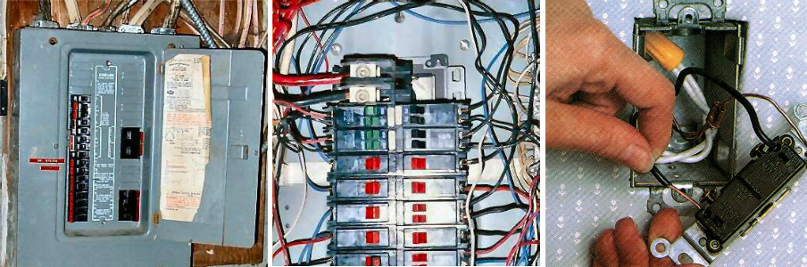 Electrician Orange County Circuit Breaker